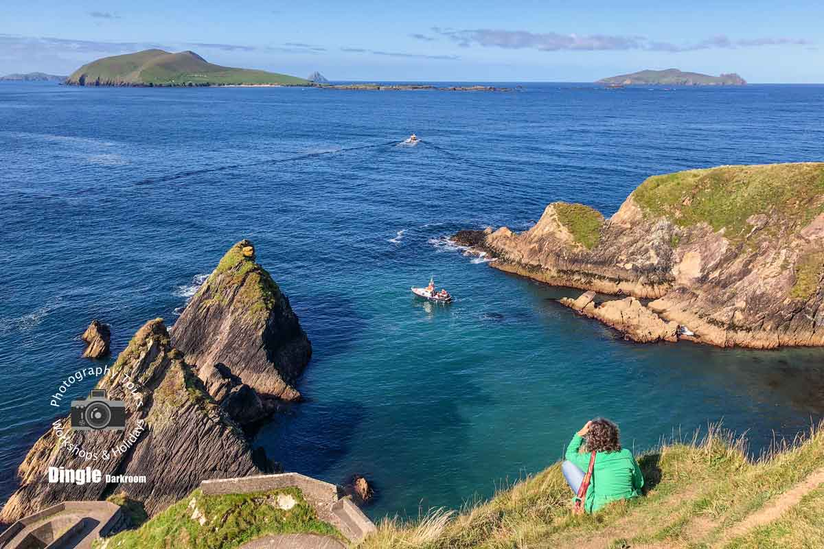 Ferry-for-The-Great-Blasket-Island